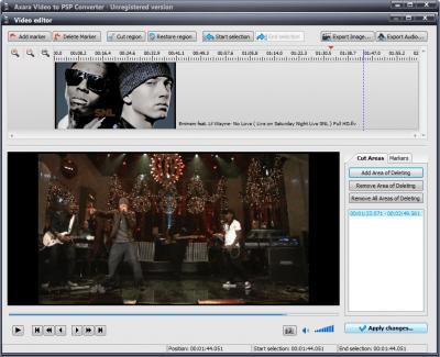 Video To PSP Converter 2.3