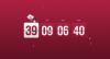 Скачать Christmas Clock & Countdown Screensaver