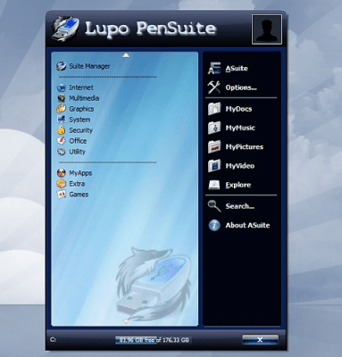 Lupo PenSuite 2016