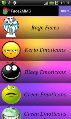 Face 2 MMS 1.9
