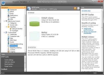 WinGate 9.2.0 (Build 5975)