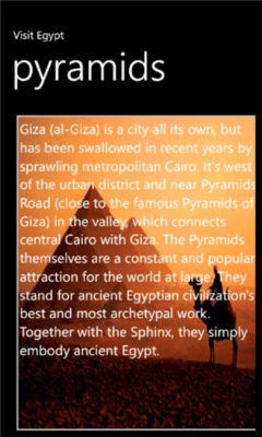 visit Egypt 1.0.0.0