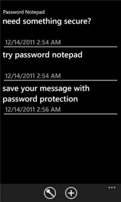 Password Notepad 0.1.0.0