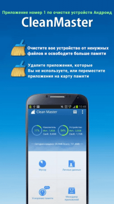 Clean Master (Cleaner) 7.0.1