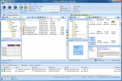 FTP Voyager 16.2.0.328