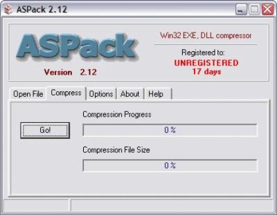 ASPack 2.43