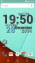 Скачать DIGI Clock Live Wallpaper