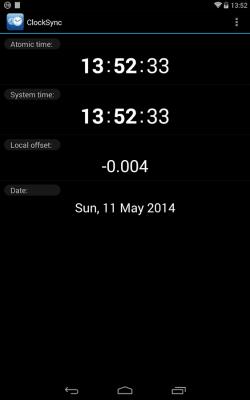 ClockSync 1.2.6
