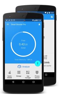 Smart Booster - оптимизатор 7.2