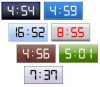 Скачать Digital Clock GT-7
