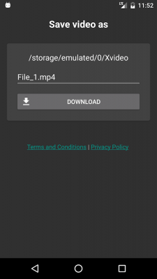 FVD - Free Video Downloader 4.4.6