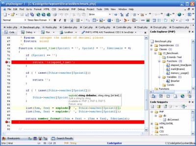 phpDesigner 8.1.2