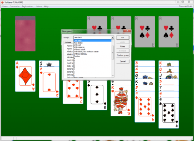 Solitaire-7 5.12