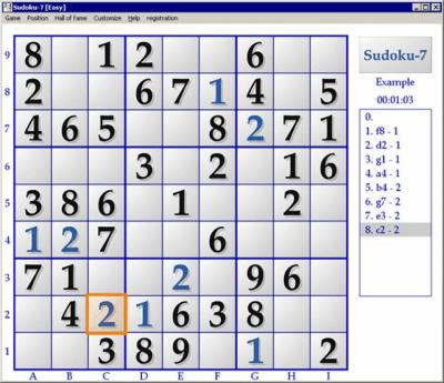 Sudoku-7 1.3