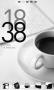 Скачать Z.CoffeeW Theme GO Launcher EX