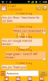 Скачать GO SMS Pro Rabbit Y Theme