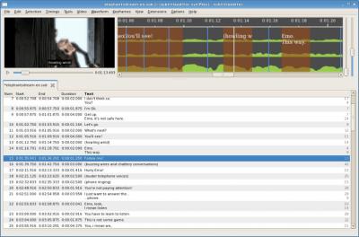 Subtitle Editor 0.41.0