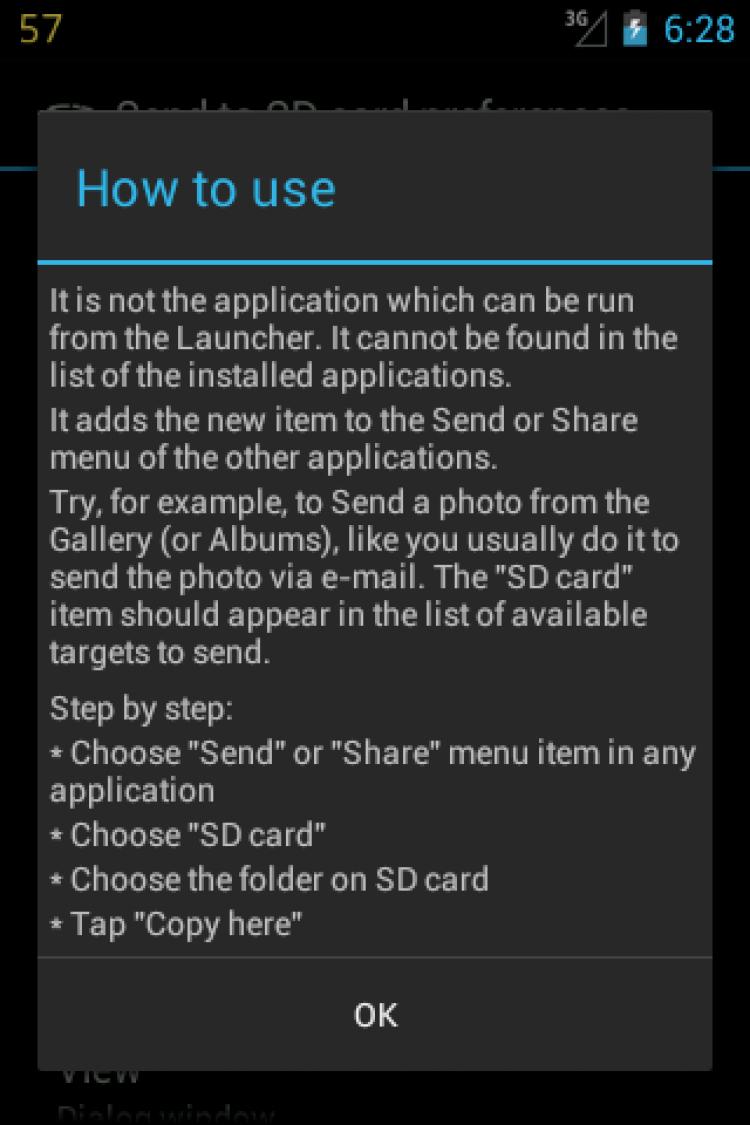 Android приложение на sd карту - smmclaw.com