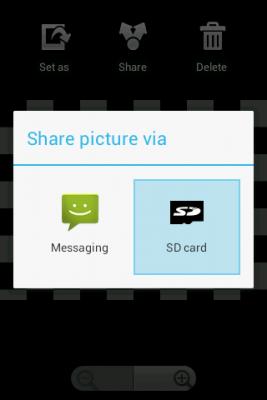 Отправить на SD карту 0.3.10