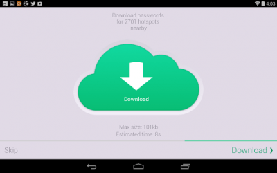 Free Zone - Free WiFi Scanner 9.4