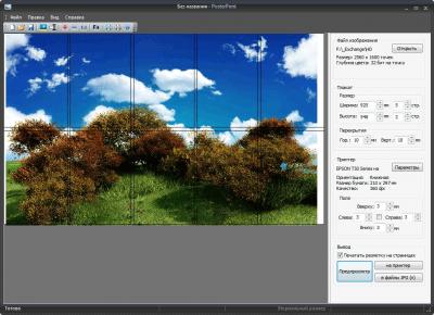 AVLSoft PosterPrint 1.10.013