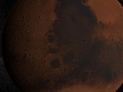 Solar System - Mars 3D 1.7