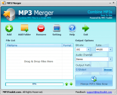 MP3 Toolkit 1.2