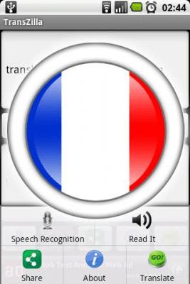 Французский переводчик 1.9.9