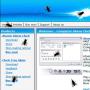 Скачать Fly on desktop screensaver