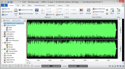 Cool Record Edit Pro 9.8.0