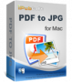 Скачать iPubsoft PDF to JPG Converter for Mac