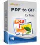 Скачать iPubsoft PDF to GIF Converter for Mac