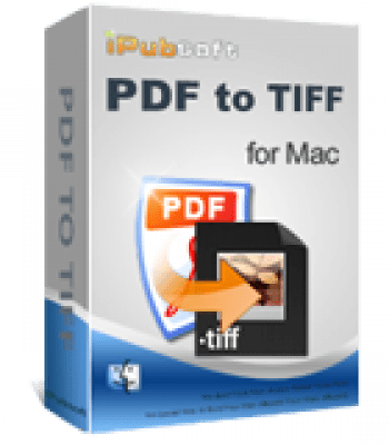 iPubsoft PDF to TIFF Converter for Mac 2.1.3