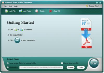 iPubsoft Word to PDF Converter 2.2.36