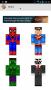Скачать Skins for Minecraft