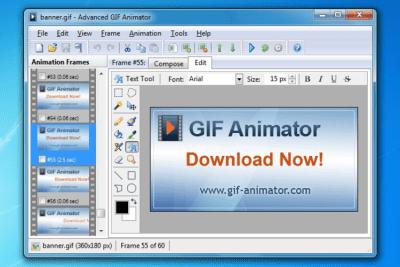 Advanced GIF Animator 4.6.15