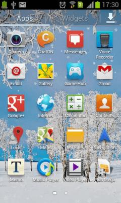 Снег Живые Обои 1.0.1
