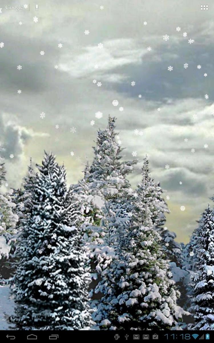 снег для фото на айфон разблокировали чужой