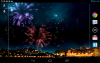 Скачать KF Fireworks Free L. Wallpaper