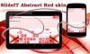Скачать SlideIT Abstract Red Skin