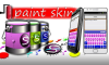Скачать SlideIT Paint Style Skin