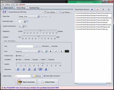 PhotoPDF 3.8.0