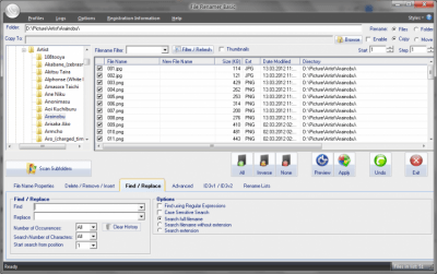 File Renamer Basic 6.3
