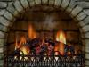Скачать 3D Realistic Fireplace Screen Saver