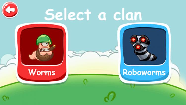 Война червячков / worms battle на андроид скачать бесплатно.