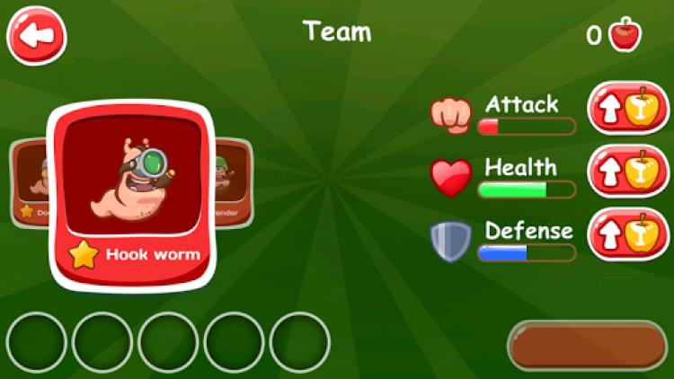 Война червячков — worms battle 1. 5. 0 скачать на андроид бесплатно.