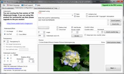 TSR Watermark Image Free 3.6.0.3