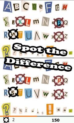 SPOT IT: Найти различия 5.8