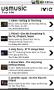 Скачать US Music Charts