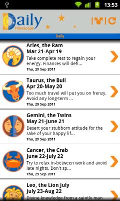 Daily-Horoscope 4.0